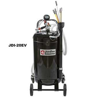 ES#2934552 - JDI20EV - 20 GAL FLUID EVACUATOR - Store up to 20 gallon. - John Dow Industries - Audi BMW Volkswagen Mercedes Benz MINI