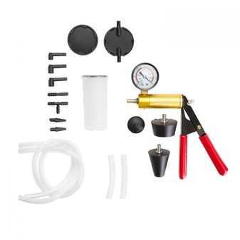 ES#3980656 - OEM27070 - Brake Bleeder, Steering Pump Bleeder And Vacuum Pump Test Kit - Hand held fluid pump. - OEM Tools - Audi BMW Volkswagen Mercedes Benz MINI Porsche