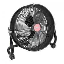 "ES#3980737 - OEM24891 - 12"" Tilting Workspace Fan ( Black) - Cool off your garage. - OEM Tools - Audi BMW Volkswagen Mercedes Benz MINI Porsche"