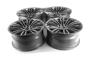 19 inch M Double Spoke Style 345 Wheels - Staggered Set Of Four