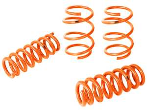 ES#3612820 - 410-503005-N - aFe Control Lowering Springs BMW 228i (F20) / 328i (F30) 12-16 I4-2.0L (t) N20/N26 - Eliminate the stock fender gap - works great with stock shocks! - AFE - BMW