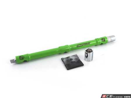ES#3970658 - OEM20565 - Power Cross Lug Nut Wrench - Packs up into a easy size to store. - OEM Tools - Audi BMW Volkswagen Mercedes Benz MINI Porsche