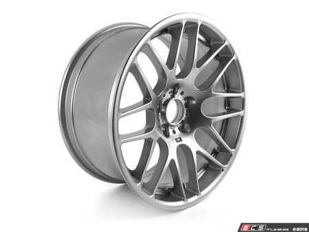 """ES#11534 - 36112282999 - 19"""" Rear Competition Package/CSL Alloy Wheel - Priced Each - 19x9.5 5x120 ET27 CB 72.6mm. The real deal! - Genuine BMW - BMW"""
