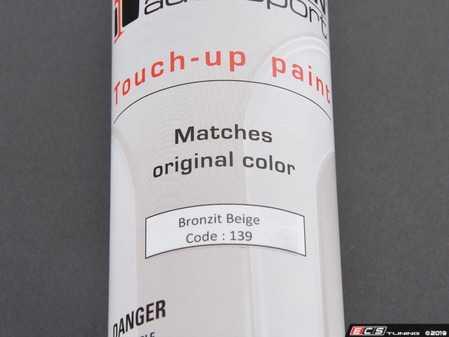 ES#3674985 - TU139 - Touch Up Spray Paint  - Bronzit Beige, Color Code 139. - Bavarian Autosport - BMW