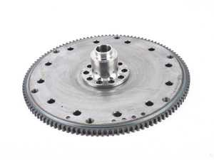 ES#2679387 - 06E105323M - Driving Disc - Located between the flywheel and the crankshaft - Also known as the 'Flex Plate' - Toothed wheel for the starter - Genuine Volkswagen Audi - Audi