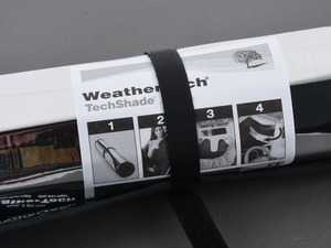 ES#3461969 - TS0292 - WeatherTech TechShade - Keep your interior cool and protected from harmful UV rays - WeatherTech - BMW