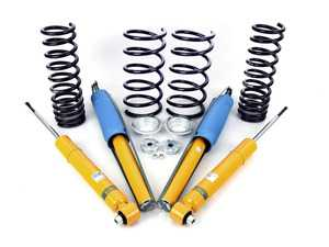 ES#2983942 - 46-190888 - B12 Pro-Kit Suspension System - Expertly matched performance Eibach Pro-line lowering springs and Bilstein shock/strut package for a dramatic increase in performance handling. World-famous Bilstein quality with a limited lifetime warranty! - Bilstein - BMW