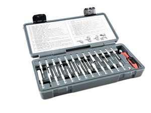 ES#3706601 - LIS71750 - LED Quick Change Terminal Tool Set 27 Pc - Lisle - Audi BMW Volkswagen Mercedes Benz MINI Porsche