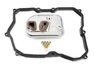 ES#3553062 - 09M325429 - Transmission Filter With Gasket - Set includes filter, pan gasket, and related hardware - Meyle - Audi Volkswagen