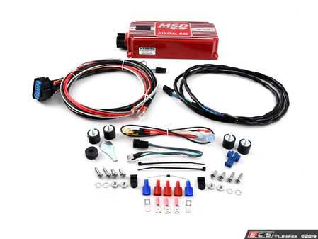ES#3677749 - 6425 - MSD Digital 6AL Ignition, With Rev Limiter - MSD Performance -