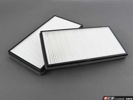 ES#2876161 - 64319174370 - Cabin Filter / Fresh Air Filter - Sold as a Pair  - A commonly missed filter - Febi - BMW