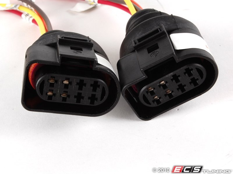 139878_x800 ecs a4urowiringkit a headlight conversion wiring harness set GM Headlight Wiring Harness at couponss.co