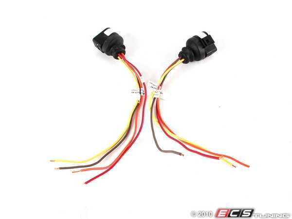 Ecs a urowiringkit headlight conversion wiring