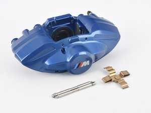ES#3984403 - 009607ECS05A-07S - Blue Caliper - Left - *Scratch And Dent* - Upgraded caliper! - ECS - BMW