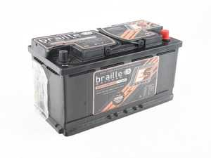 ES#3617596 - B10049 - Endurance Advanced AGM Battery - B10049 - 58lbs - Perfect upgrade to get rid of a troublesome Lead-Acid battery and add both power and reliability at the same time! - Braille - Audi BMW