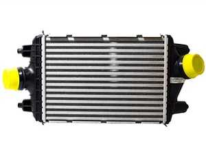 ES#3984569 - 99111063973 - 14-18 Turbo / Turbo S Intercooler - Left - OE Manufacturer - Quality Replacement Part - JDEUS - Porsche