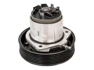 ES#3984589 - 95810603304 - 11-17 Cayenne Base 3.6L Water Pump  - New pump unit with o-ring seal - Hepu - Porsche