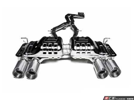 ES#3984527 - B8888.000000 - Eisenmann Performance Exhaust System - F8X - Increased power and performance, with massive weight savings. - Eisenmann - BMW