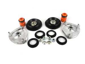 ES#3141630 - 195116-3L - K-MAC Stage 3 Full Race - Front Adjustable Camber/Caster Plates - Solid bushing option for full on tack cars dialing in their suspension - KMAC - MINI