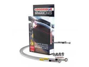 ES#3980256 - 39079 - G-Stop Stainless Steel Brake Line Kit - Front & Rear - Set of DOT-compliant lines for an improved pedal feel - Goodridge - Audi Volkswagen