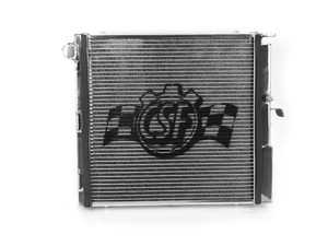 ES#3477922 - 7070 - Performance Radiator - Right Side Only - Upgrade to CSF Performance Radiators to keep your Porsche cool on the track - CSF - Porsche