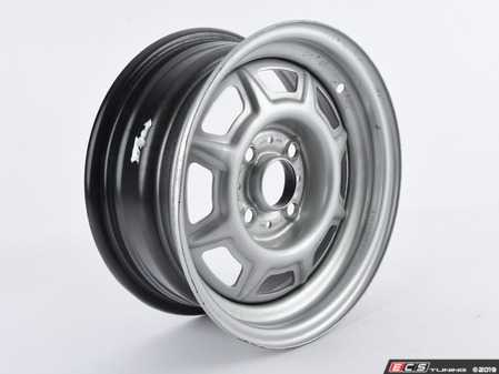 """ES#3984959 - 36111116430SD - Steel Wheel - Priced Each - *Scratch And Dent* - 13x5 1/2"""" ET 18 - Genuine BMW - BMW"""