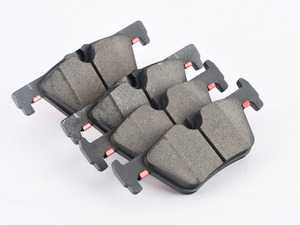ES#3674690 - 34206873094 - Rear Brake Pads set - Quality replacement brake pads from an original equipment supplier - Brembo - BMW
