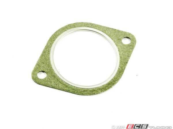 ES#40634 - 18307553603 - Downpipe Exhaust Gasket - Priced Each - Located between downpipe and mid-pipes, 2 required - Genuine BMW - BMW