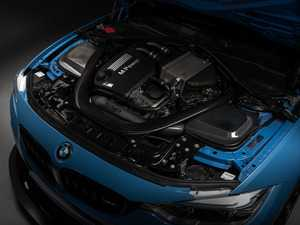 ES#3691513 - 023216TMS015 - Turner F8X M3/M4/M2 Competition Intake - Outflows factory intake, increases induction noise, and is available in either gloss, matte, or wrinkle black powdercoated aluminum. - Turner Motorsport - BMW