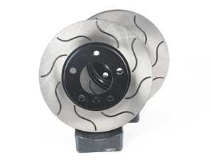 ES#3458265 - sr135.1b21KT - Front Sparta GP-1 Slotted Rotor - Pair (286x22) - Coated rotors with Sparta brakes signature S groove for smooth actuation and uniform pad contact. - Sparta Evolution - BMW