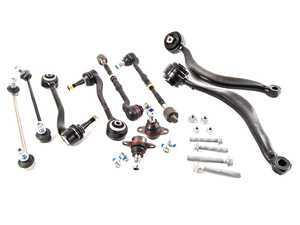 ES#261082 - E530521 - Front Suspension Rebuild Kit  - All the necessary parts to rebuild your front lower suspension in one simple package - featuring Febi & Lemforder components - Assembled By ECS - BMW