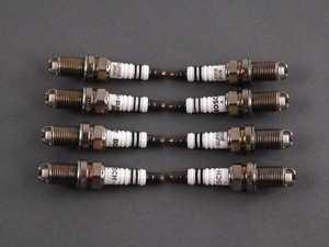 ES#250658 - FR7LDCR+/8 - Spark Plugs - Set Of Eight (#FR7LDCR+) - From an original equipment supplier. - Bosch - BMW