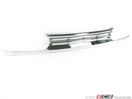ES#250917 - FKSG205 - Badgeless Grille - Chrome - Give your vehicle a custom appearance.  - FK - Volkswagen