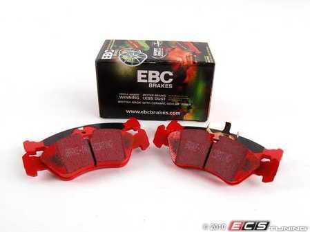 ES#520586 - DP3751C - EBC Redstuff Ceramic Pad - Saab - Front - EBC -