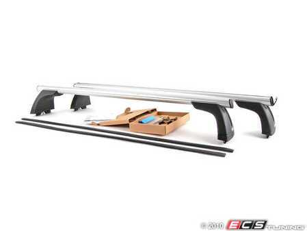 ES#196912 - 82710403104 - Roof Rack Base Bars - Add looks and functionality to your BMW - Genuine BMW - BMW