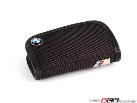 ES#1833372 - 80230439629 - Key Case - ///M - Featuring both the BMW roundel and the ///M emblem - Genuine BMW - BMW