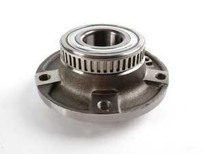 ES#2091579 - 31226757024 - Front Wheel Hub/Bearing Assembly - Priced Each - Includes bearing and ABS ring (83mm) - MTC - BMW