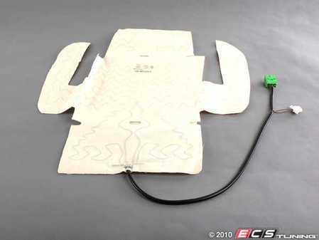 ES#310931 - 1J0963555B - Seat Heater Element - Lower - Keep those Cloth Trimmed Seats warm - Genuine Volkswagen Audi - Volkswagen