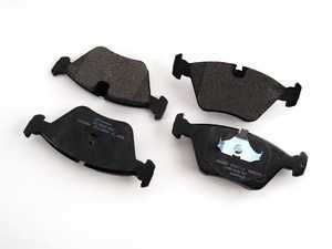 ES#10839 - d1131mtx - Front Red Box Brake Pad Set - Excellent alternative to more expensive OEM pads - Mintex -