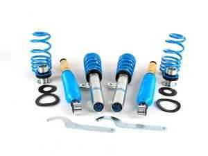 "ES#2177185 - 48-135245 - PSS10 Coilover Kit - Adjustable Dampening - Average lowering of 1"" - 1.75"" F & R - Bilstein - Audi Volkswagen"