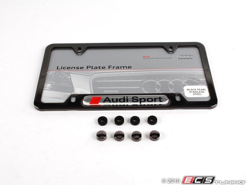 Search License Plate 8k0071801 Audi Sport License