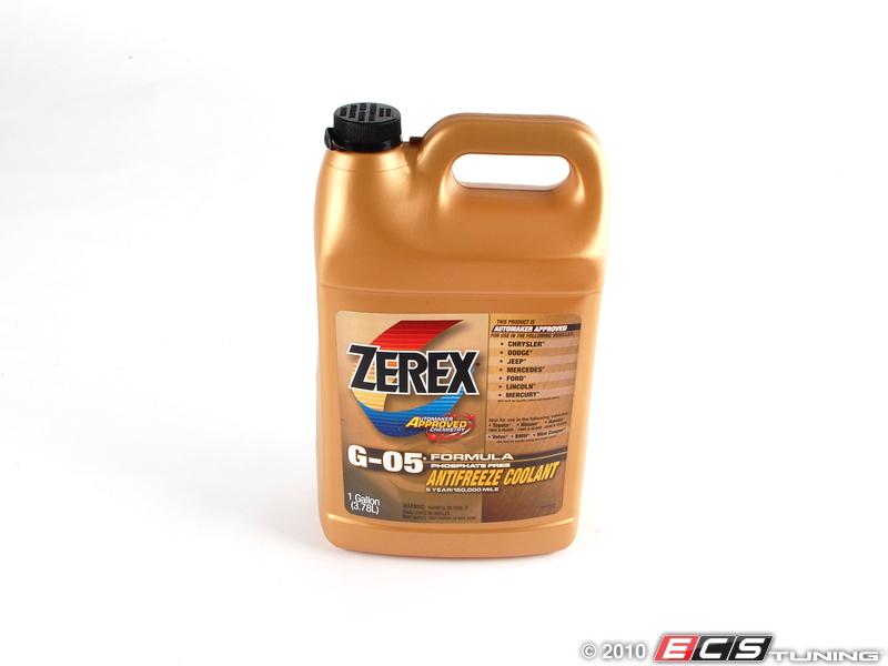 zerex g 05 full strength or zerex g 05 50 50 antifreeze coolant forums. Black Bedroom Furniture Sets. Home Design Ideas