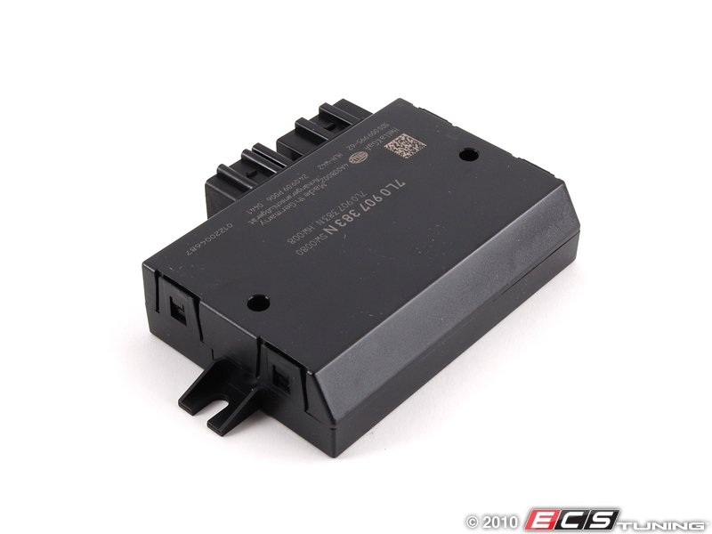 genuine volkswagen audi ln touareg trailer control module es 416167 7l0907383n touareg trailer control module must be used in conjunction