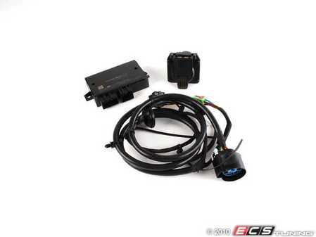 ES#252672 - 7L0055204U-1 - Touareg Trailer Hitch Electrical Installation Kit & Module - (NO LONGER AVAILABLE) - Add a trailer connection to your new Touareg - Genuine Volkswagen Audi -
