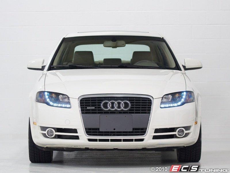 ECS News - Audi B7 A4 Smoked Halogen Projector Headlight Sets Audi B A White on white audi rs3, white audi r8, white audi a3, white audi white rims, white audi q5, white audi a8, white audi s3, white audi tts coupe, white audi v8, white audi s6, white audi a5, white audi rs4, white audi q7, white audi tt, white audi a6,