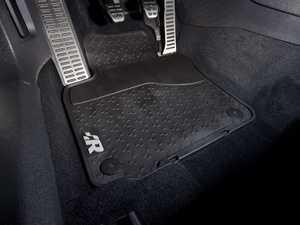 ES#2712251 - 1K1061554HA041 - Monster Floor Mat Set - R-Line - The best floor mats available to protect your interior from all kinds of natural elements - Genuine Volkswagen Audi - Volkswagen