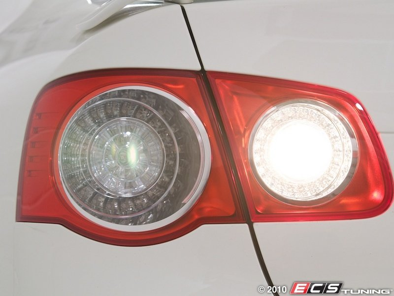 genuine european volkswagen audi 1k5998018 european led tail es 2220938 1k5998018 european led tail light set ecs wiring harness