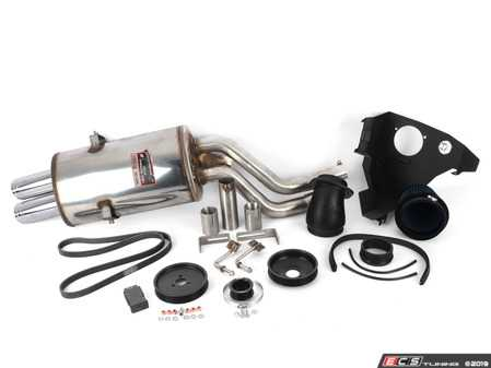 ES#3980994 - 2532708ktKT - E46 325i/Ci Power Pack - Improve your cars performance with this effective and simple upgrade kit! - Assembled By ECS - BMW
