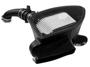ES#3987646 - 75-5099D - S&B Cold Air Intake - Dry Filter - Engineered to minimize air restriction and flows 35.68% better than stock with an effciency rate of 99.28% ! - S&B Filters - Volkswagen