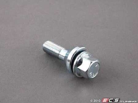 ES#2142850 - B48LE-30 - Wobble Bolt 12x1.5x30 - Priced Each - Wobble bolt to allow you to run those new wheels - ECS - Volkswagen